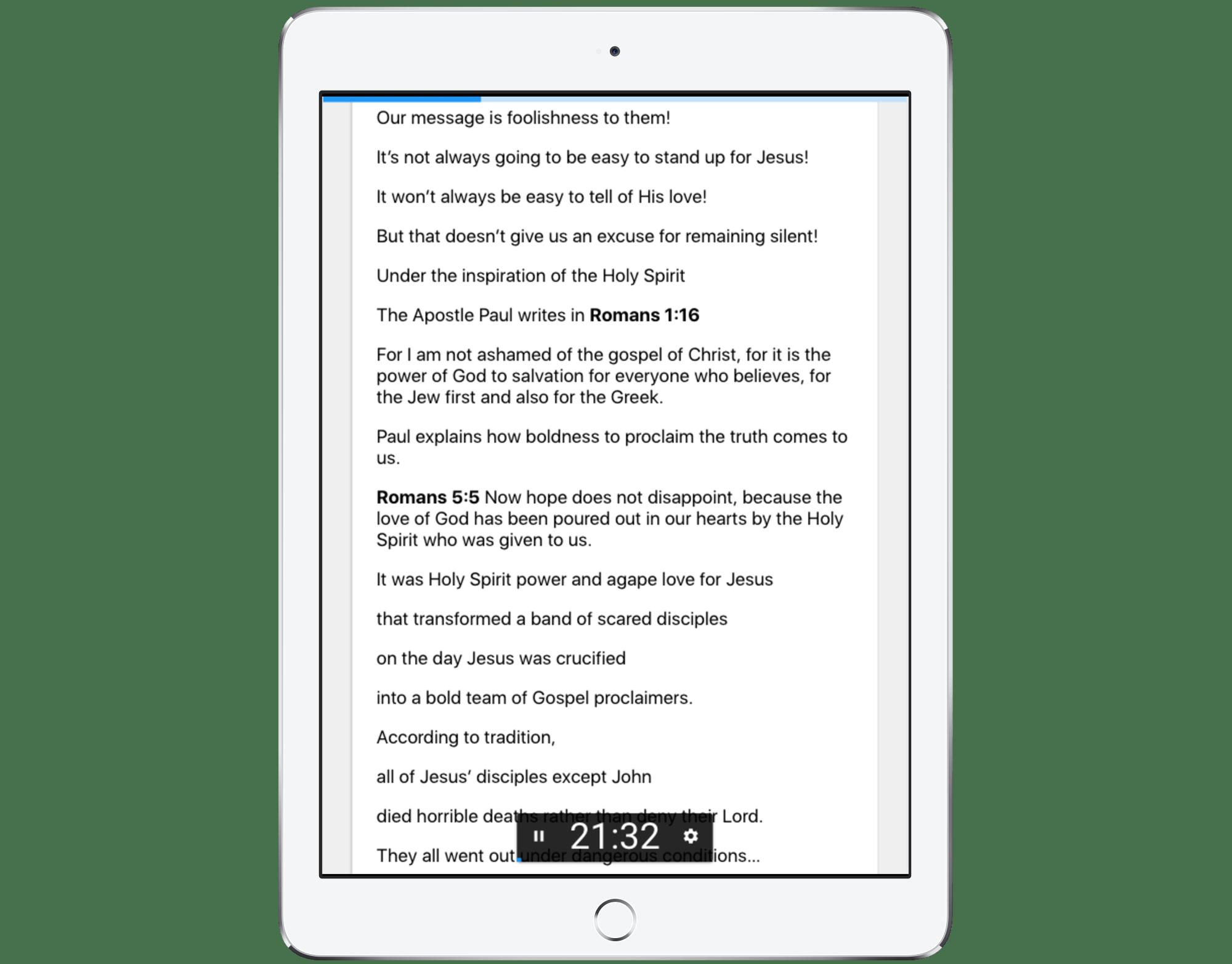 Sermon Maker • Craft better sermons online for free